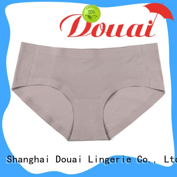 Douai girls seamless underwear wholesale