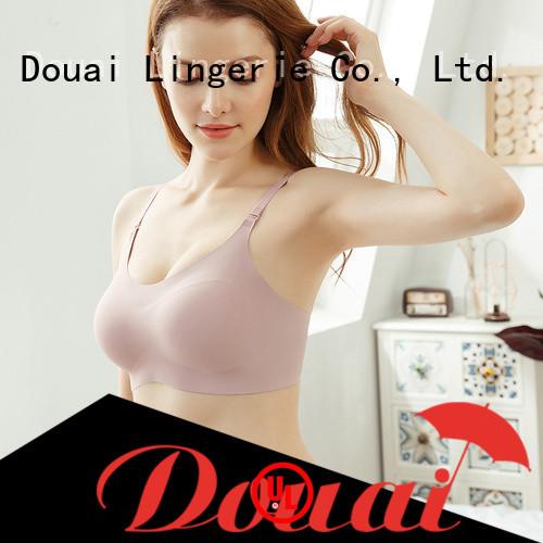 Douai flexible bra vest top factory price for bedroom