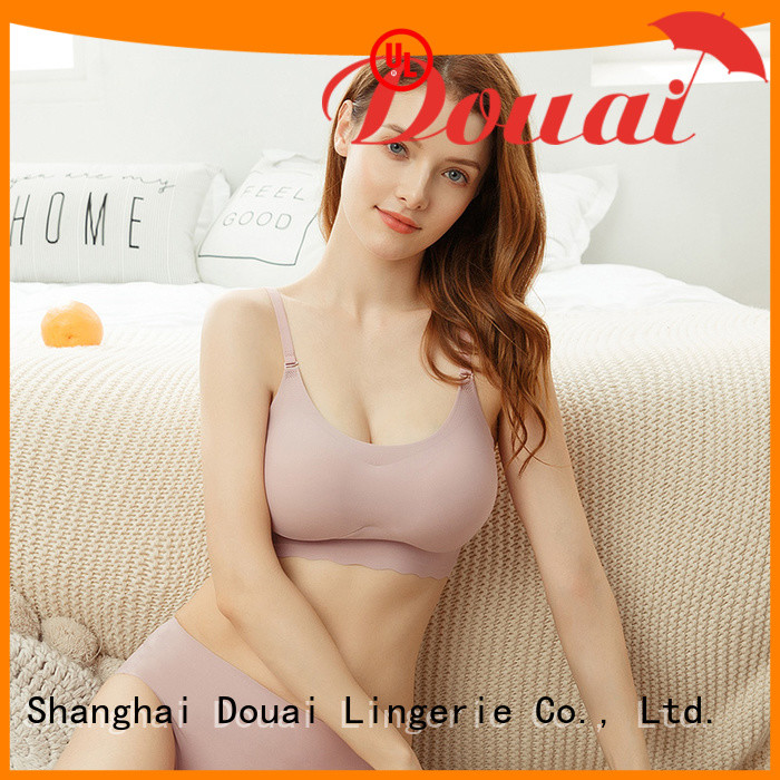 Douai flexible strap bra top wholesale for hotel