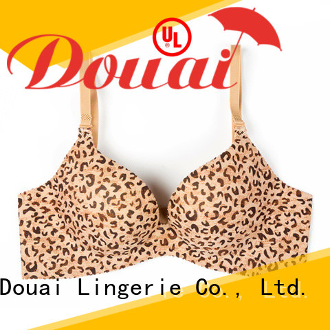 Douai attractive seamless padded bra directly sale for madam