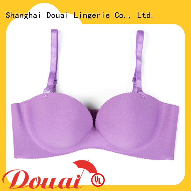 healthy half coverage bra with good price for wedding