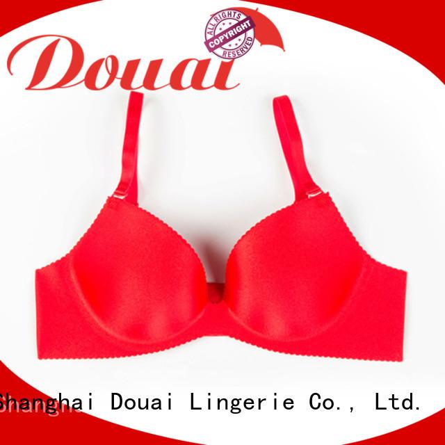 Douai attractive seamless push up bra on sale for madam