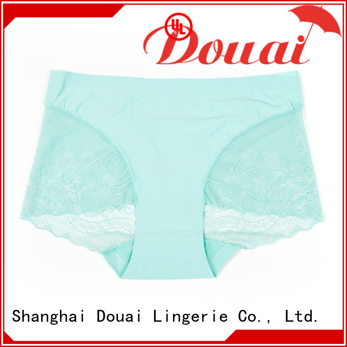 Douai lace bikini underwear manufacturer for ladies