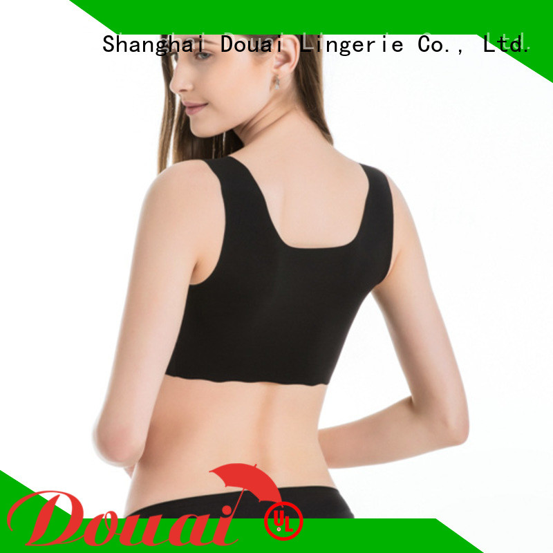 thin push up sports bra personalized for yoga