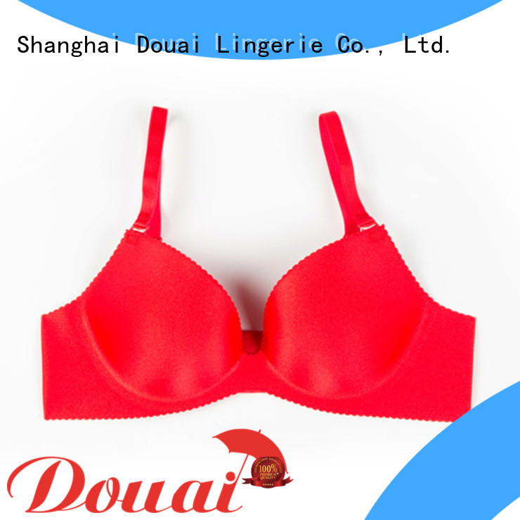 Douai seamless push up bra wholesale for women