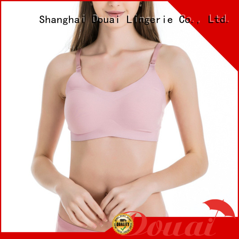 seamless bra brief sets supplier for hotel