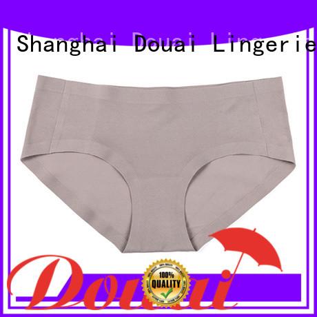 Douai seamless underwear factory price for girl
