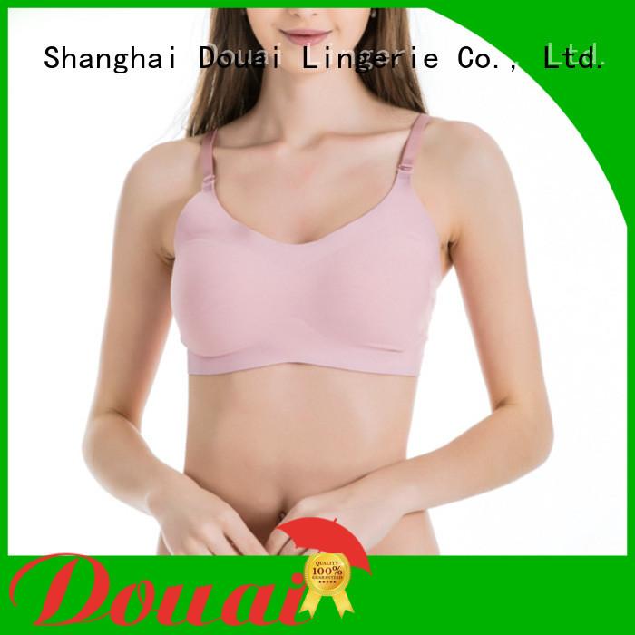 Douai flexible ladies fitness bra for hotel