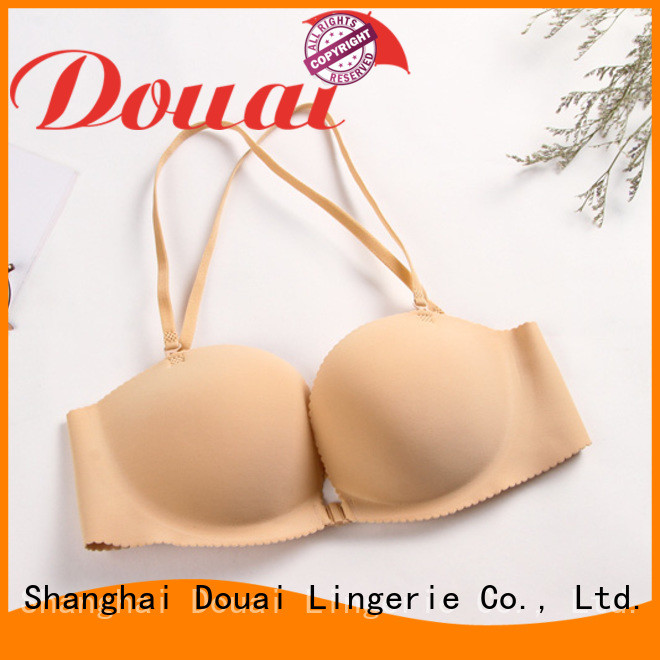 fancy front clasp bra directly sale for women