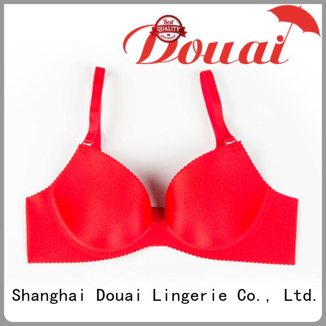 Douai mordern seamless push up bra on sale for madam