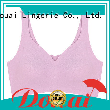 elastic bra sport personalized for hiking