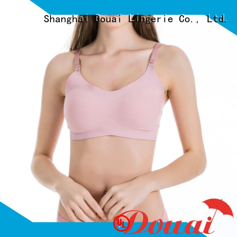 Douai seamless comfort bras wholesale for home