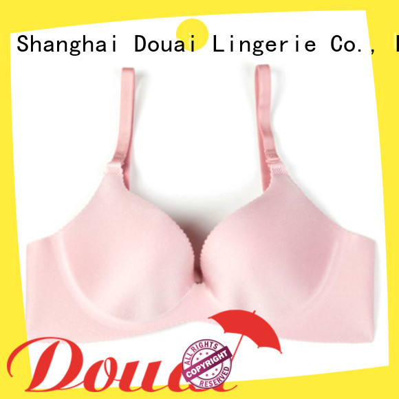 Douai comfortable full-cup bra promotion for madam