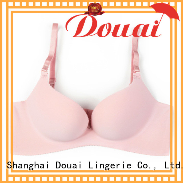 breathable ladies push up bra wholesale for girl