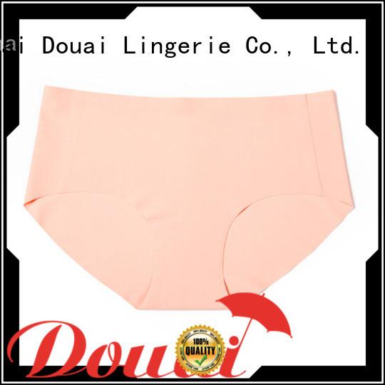 Douai healthy plus size underwear wholesale for girl