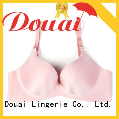Douai light plus size full coverage bras manufacturer for women
