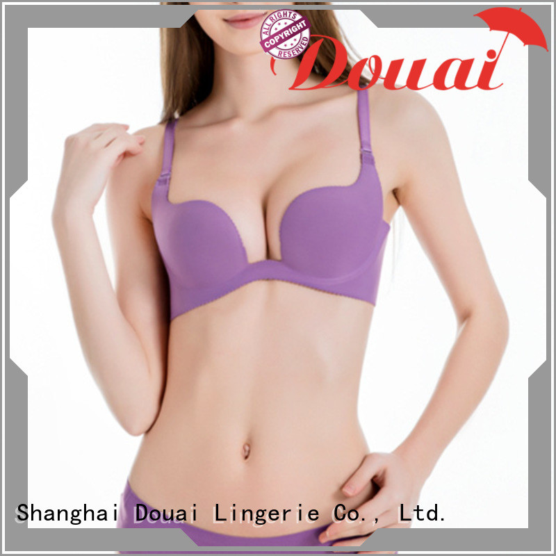 hot selling push up u bra customized for dress