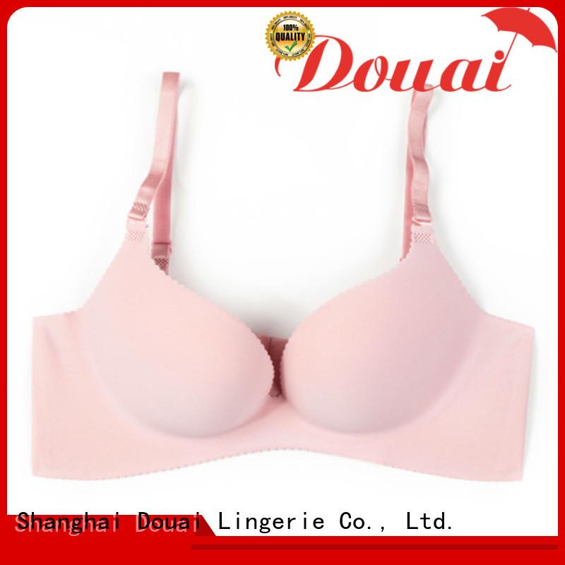 comfortable nude push up bra wholesale for madam