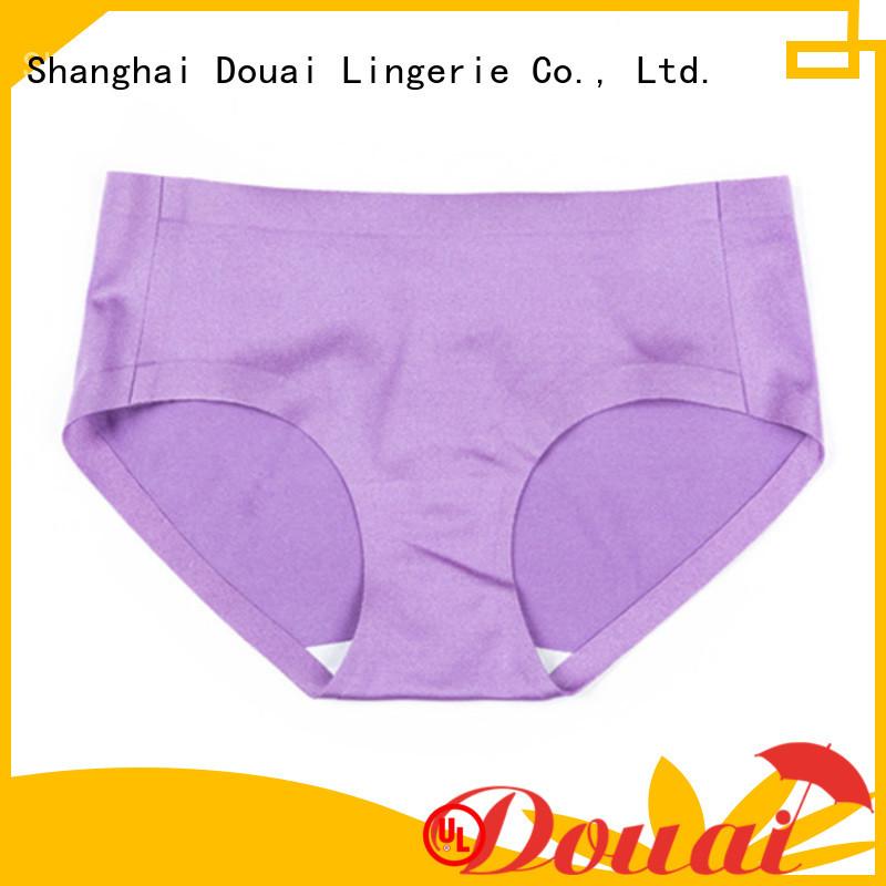 Douai seamless underwear wholesale for lady