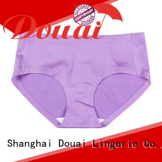 good quality ladies seamless underwear factory price for lady