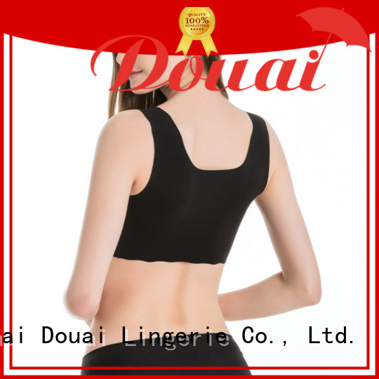 thin ladies sports bra personalized for yoga