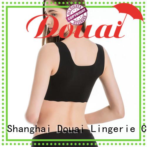 Douai gym bra wholesale for yoga