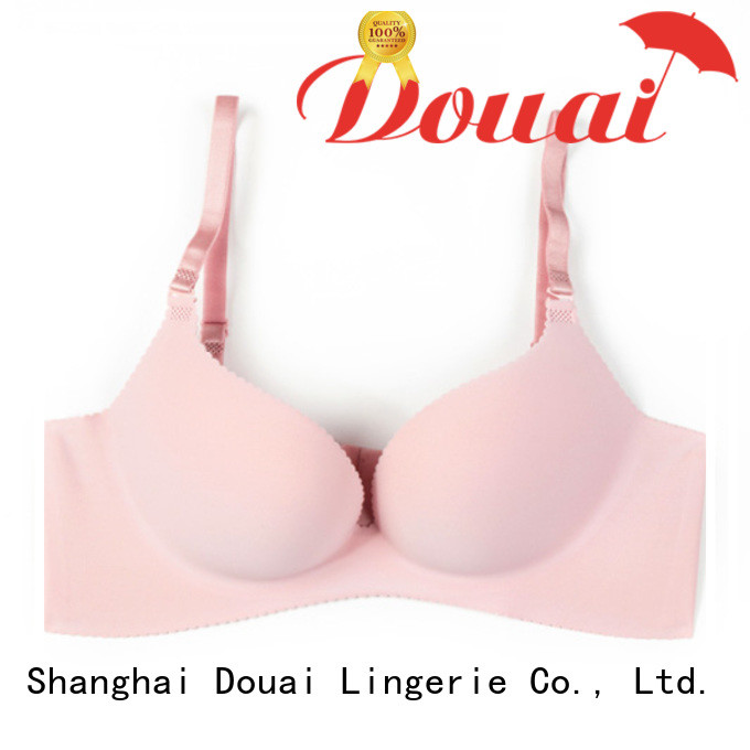 Douai sexy good support bras wholesale for girl