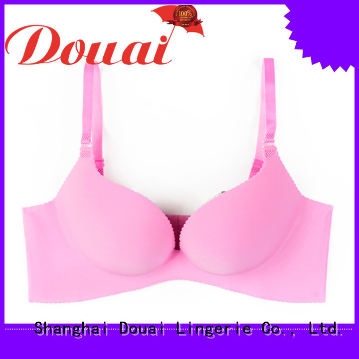 comfortable good push up bras supplier for women
