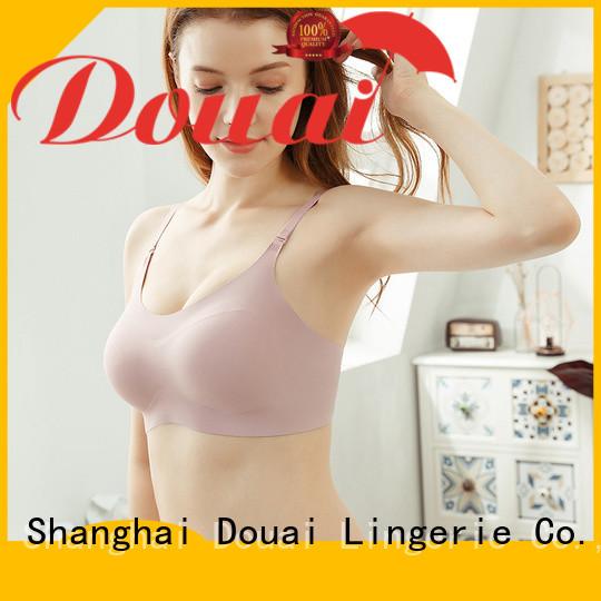 Douai seamless camisole bra manufacturer for home
