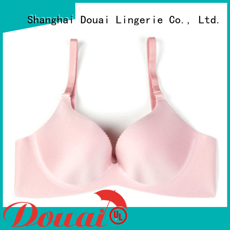 Douai good quality best full coverage push up bra on sale for ladies