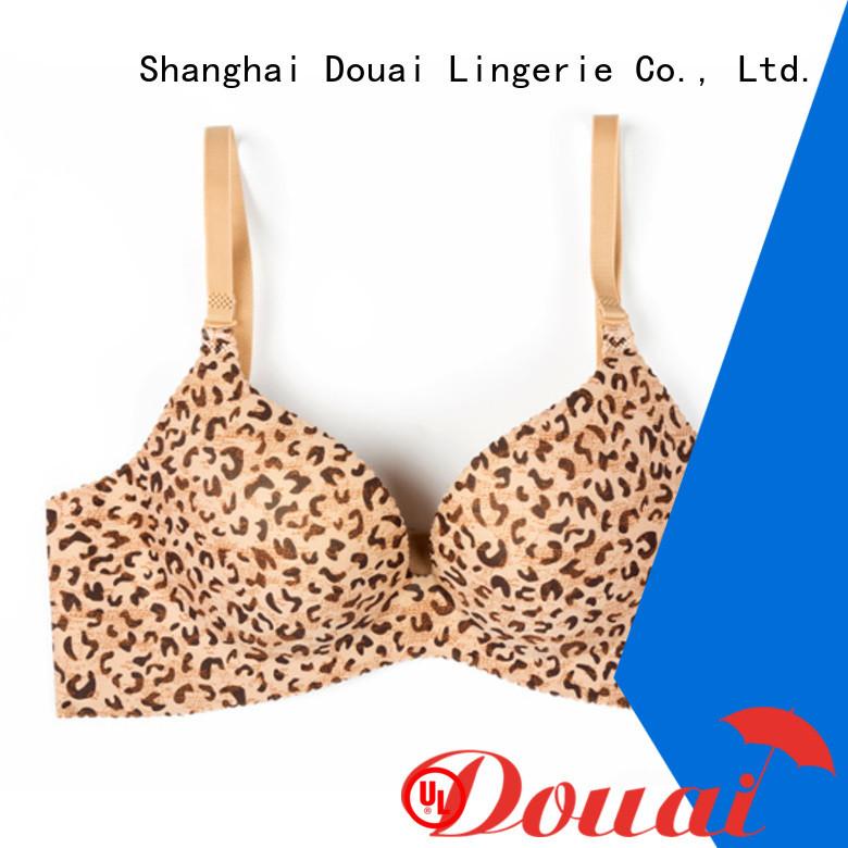 Douai mordern best seamless push up bra design for madam