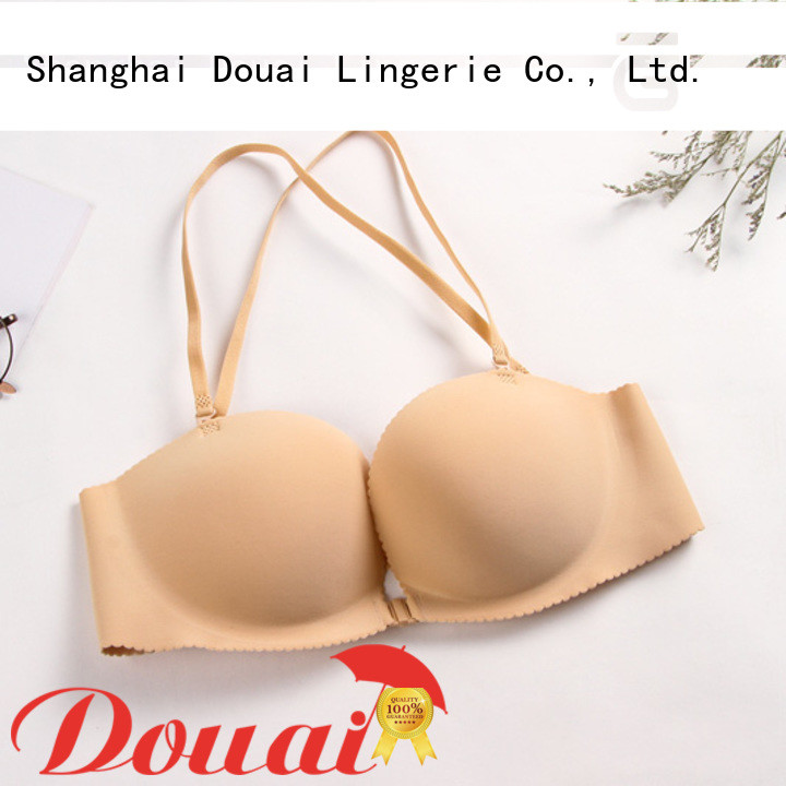 Douai glamorise bras front close wholesale for madam