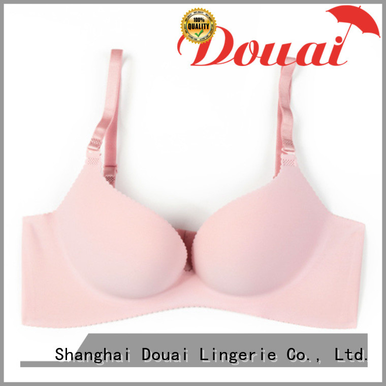 Douai good push up bras wholesale for madam