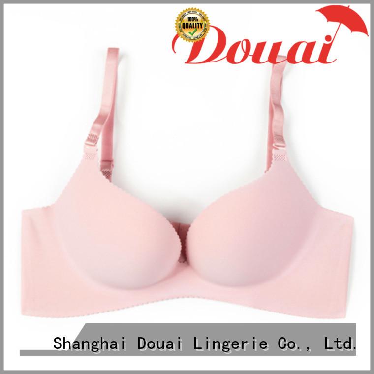 Douai good push up bras wholesale for madam