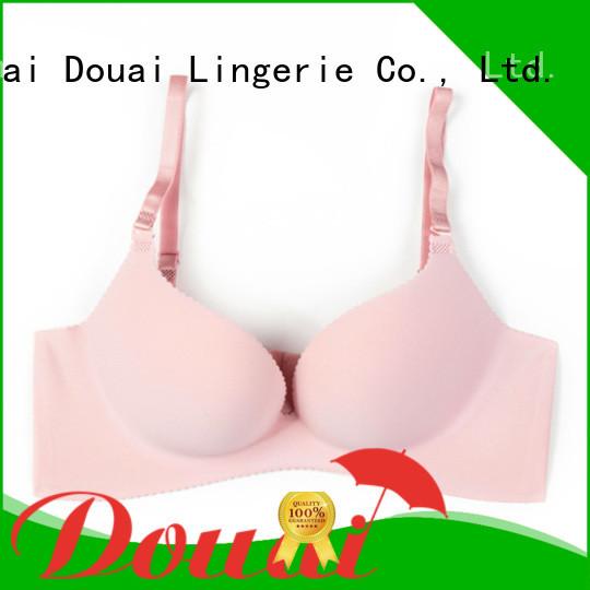 Douai comfortable perfect coverage bra directly sale for madam
