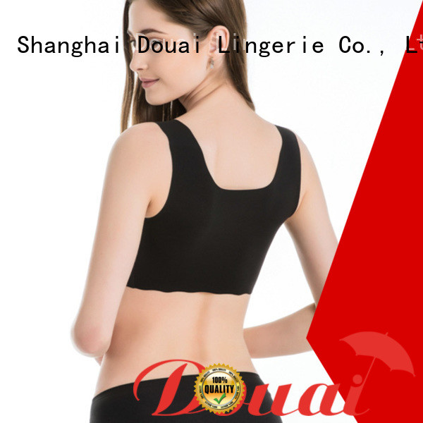 Douai yoga sports bra personalized for hiking