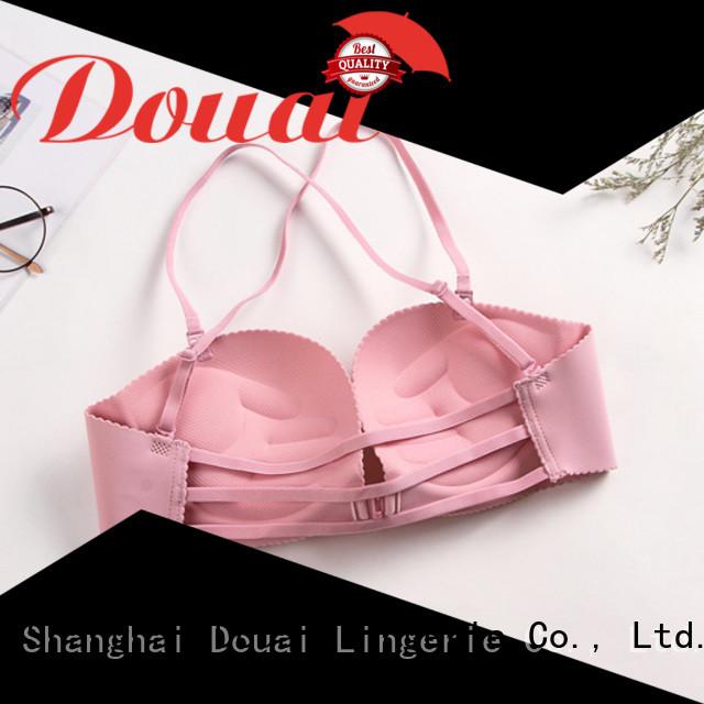 Douai front hook bras supplier for girl