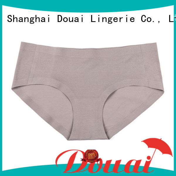 Douai healthy girls seamless underwear directly sale for lady