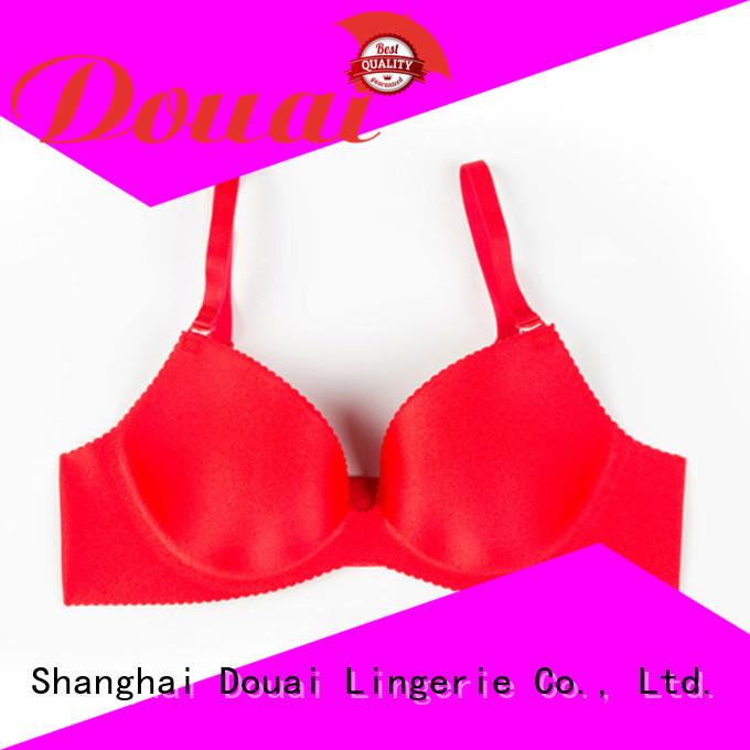 simple seamless padded bra design for women
