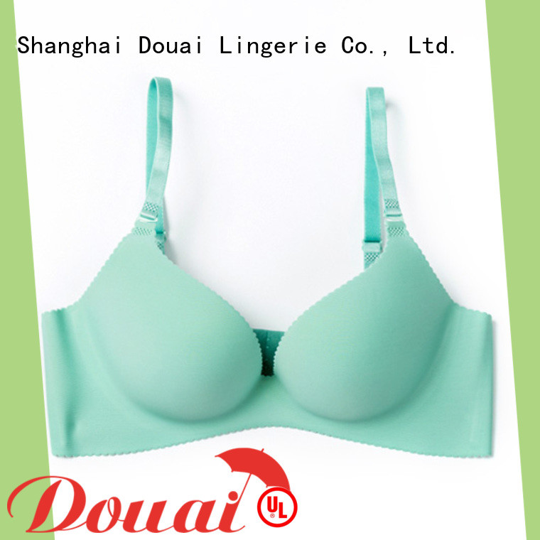 simple seamless padded bra on sale for women
