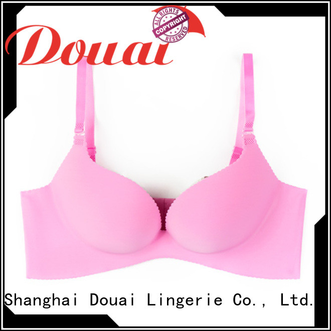 breathable cheap push up bras supplier for women