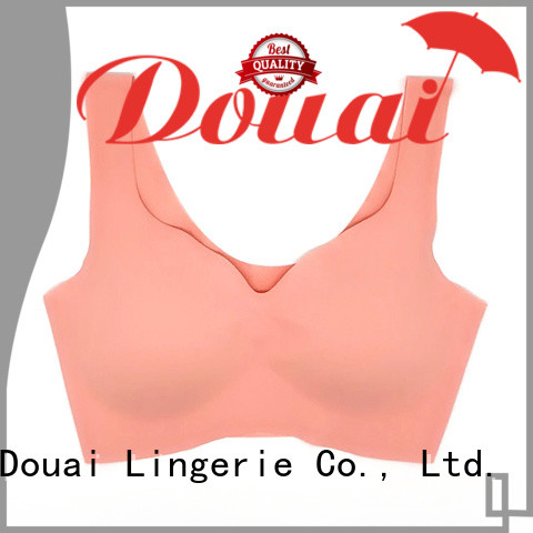 Douai natural most supportive sports bra wholesale for sport