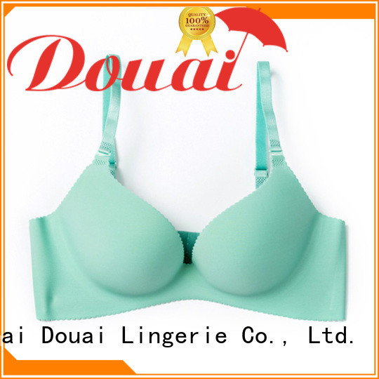 Douai durable good cheap bras design for women