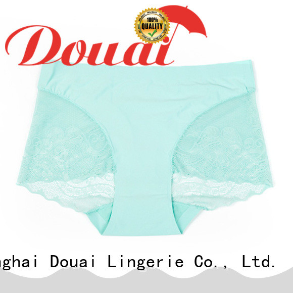 Douai black lace panties supplier for madam