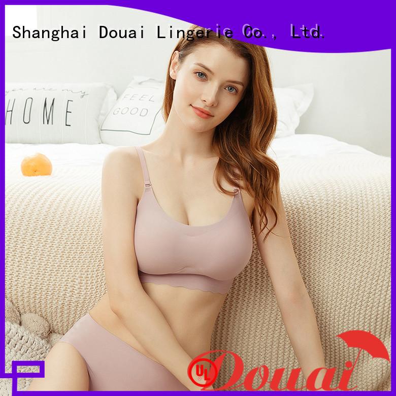 Douai nude seamless bra manufacturer for hotel
