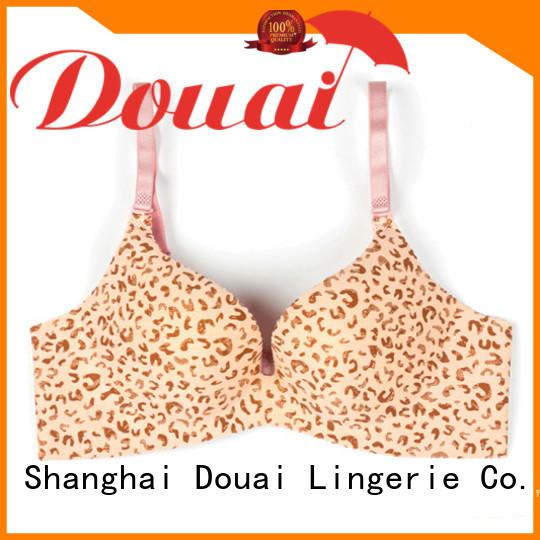 Douai comfortable full support bra manufacturer for ladies
