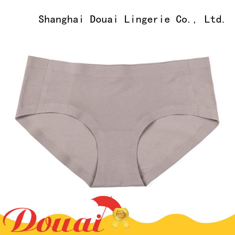 natural ladies seamless underwear wholesale for lady