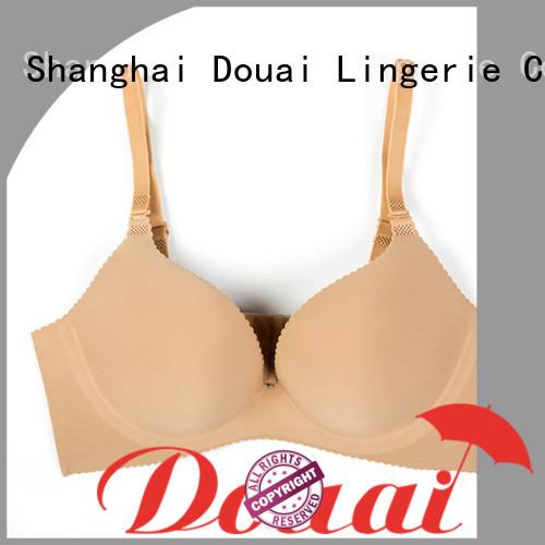 Douai simple seamless cup bra on sale for women