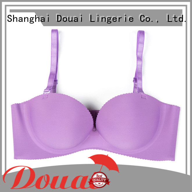 Douai half coverage bra design for dress