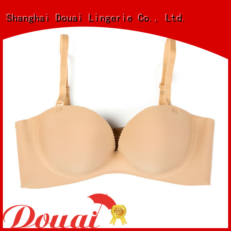 Douai skin-fridenly women's half cup bras factory for party